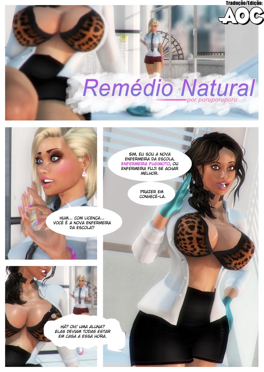 Remédio natural